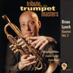 Tribute to the Trumpet Masters CD cover